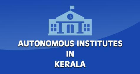 Autonomous Institutes In Kerala College Admission