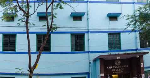 Charuchandra College, Kolkata - UG Admission 2019 - Intake
