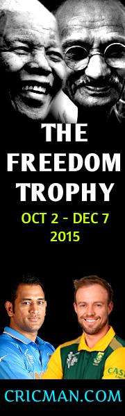 Freedom Trophy 2015