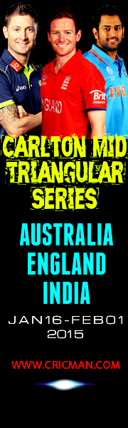 Triangular Series in Australia 2015